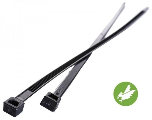 HPER Kabelbinder 1220 x 9,0 mm schwarz PA6.6 (VE100)