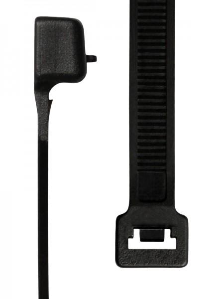 Kabelbinder wiederlösbar 300 x 4,8 mm (VE100)-1