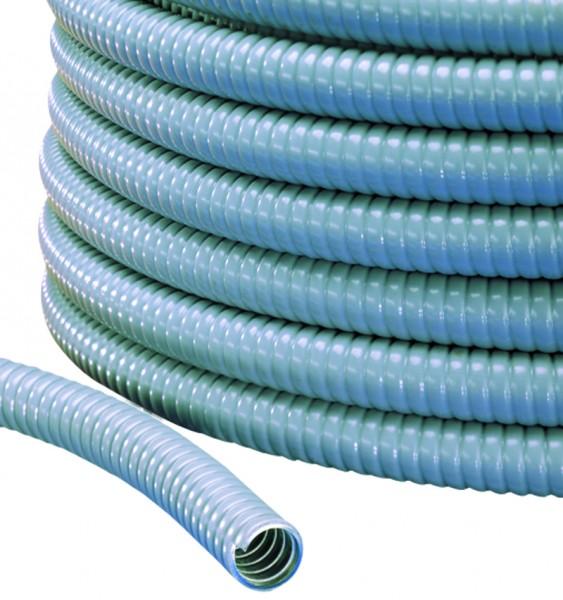 Kunststoff ummantelter, hochflexibler Metall-Schutzschlauch