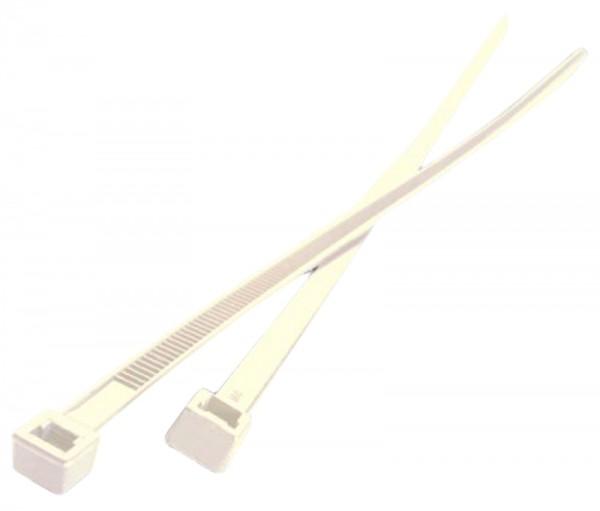Kabelbinder 200 x 2,5 mm natur PA6.6 (VE100)-1