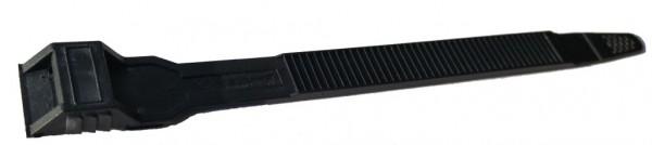 Kabelbinder mit Flachkopf 130 x 9,0 mm (VE100)-1