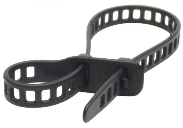 Softbinder 340 x 11 mm schwarz (VE50)-1