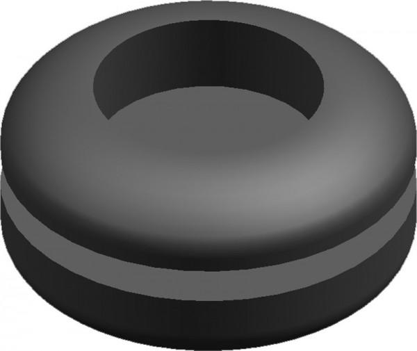 Kabeldurchführung mit innenliegender Membran