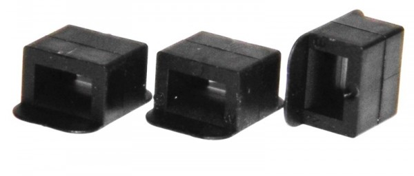 Doppelhalterung für Kabelbinder