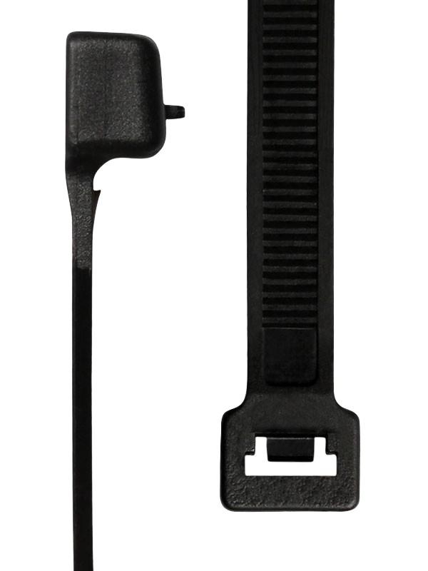 Kabelbinder wiederlösbar 300 x 4,8 mm (VE100) | Kabelbinder ...