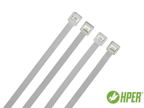 HPER Kabelbinder 280 x 7,8 mm natur PA6.6 (VE100)
